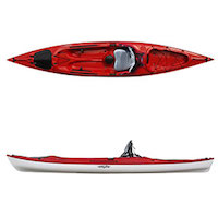 Eddyline Caribbean 14 Sit-on-Top Kayak - 2019 DEMO Model MAIN
