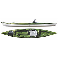 Eddyline Caribbean 14 Sit-on-Top Kayak MAIN