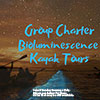 Bioluminescence Kayak Tours on Tomales Bay SWATCH
