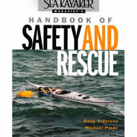 Sea Kayakers Handbook to Safety and Rescue by Alderson & Pardy