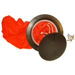 "Hatch Ocean Kayak 6"" Round with Cat Bag"