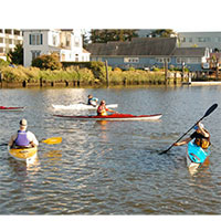 Intro to Kayaking Class