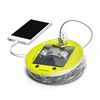 Luci Outdoor 2.0 - Inflatable Solar Light + Mobile Charger MAIN
