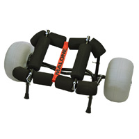 Malone Beach Hauler Kayak Cart