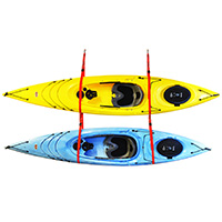 Malone Sling Two - Kayak Hanger For Two Boats MAIN