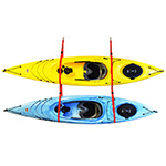 Malone Sling Two - Kayak Hanger For Two Boats