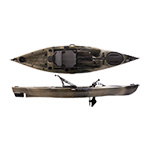 Native Watercraft Manta Ray Propel 12 Angler - Pedal Drive Sit-On-Top