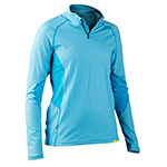 NRS Women's H2Core Lightweight Zip-neck Shirt_THUMBNAIL