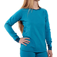 NRS Women's H2 Core Expedition Weight Long-Sleeve Shirt MAIN