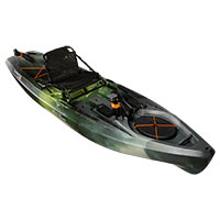 Old Town Topwater 120 Pedal Drive Sit-On-Top Angler Kayak MAIN