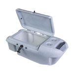 Old Town Predator/ Ocean Kayak Trident Ice Box