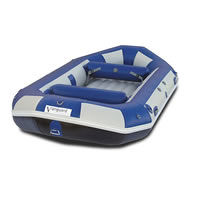 Vanguard PSB1300 13' Self-Bailing Inflatable Raft