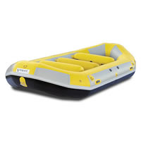 Vanguard PSB1402 14' Self-Bailing Inflatable Raft
