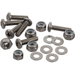 Oval Head Stainless Fastener Packs THUMBNAIL