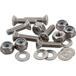 Pan Head Stainless Fastener Packs