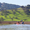 Petaluma Marsh Kayak Tour SWATCH