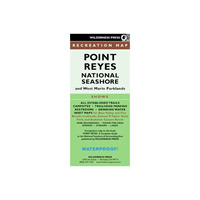 Point Reyes Waterproof Map