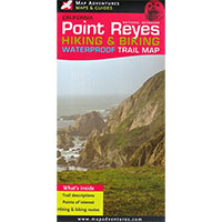 Point Reyes Hiking & Biking Waterproof Map_MAIN