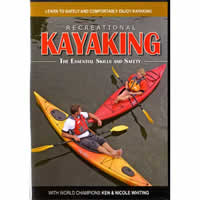 The Ultimate Guide to Recreational Kayaking DVD