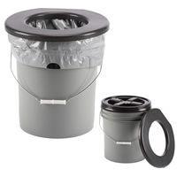 Restop Bucket Commode