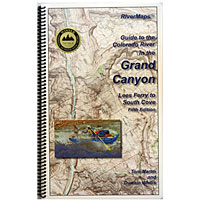 Guide to the Colorado River in the Grand Canyon RiverMap_MAIN