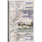 Snake River In Hells Canyon and the Lower Salmon RiverMap THUMBNAIL