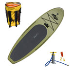 "SHUBU 9'2"" Wide Inflatable SUP"