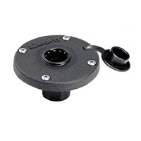 Scotty Watertight Round Flush Deck Mount 344