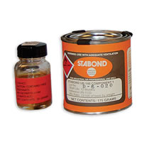 Stabond Adhesive (2 part w/ catalyst)1/2 pint MAIN