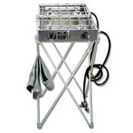 Partner Steel Camp Stove Stand