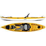 Eddyline C-135 Stratofisher 2017 DEMO  Kayak
