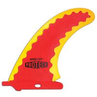 "9"" Super Flex Safety Fins_MAIN"