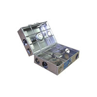 Partner Two Burner Folding Camp Stove