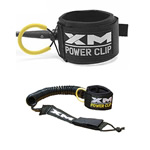 Surfmore XM 10' Power Clip Coil SUP Leash