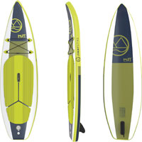 "Jimmy Styks Mutt 10'4"" Inflatable SUP Package"