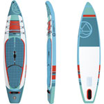 "Jimmy Styks Puffer 11'6"" Inflatable SUP Package"