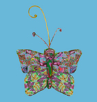 Butterfly Polymer Clay Ornament_THUMBNAIL