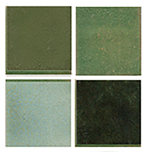 "Green 2 x 2"" (6 SF Available) THUMBNAIL"