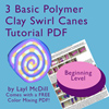 3 Basic Swirls PDF Tutorial