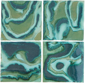 abstract tile art, random tile, mod tile, modern tile, contemporary tile, accent tile MAIN
