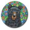 Black Bear Polymer Clay Silly Milly