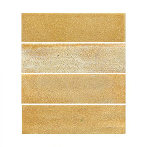 "Arts & Crafts 2 x 6"" Handmade Tile - In Stock THUMBNAIL"