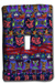 Cat Quilt Silly Milly Switch Plate Mini-Thumbnail