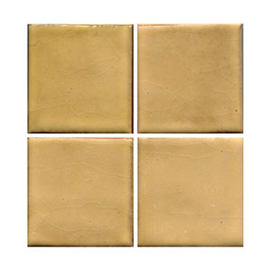 soft yellow tile, flat tile, plain tile, subway tile, hexagon tile, solid color tile, color tile, handmade THUMBNAIL