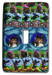Dog Quilt Silly Milly Switch Plate Mini-Thumbnail