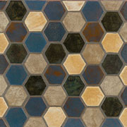 Hexagons Patterns SWATCH