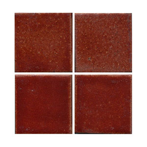 red, cranberry, tile, flat tile, plain tile, subway tile, hexagon tile, solid color tile, color tile, handmade THUMBNAIL