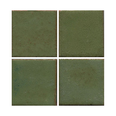 dark green tile, matte green tile, flat tile, matt green tile, subway tile, solid color tile, color tile, handmade MAIN
