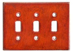 Switch Plate Pomegranate SWATCH
