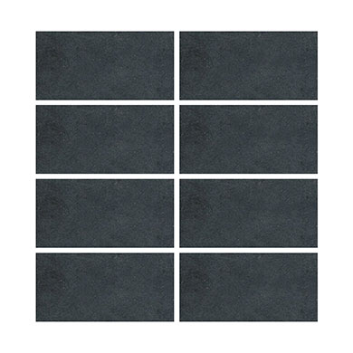 "2x4"" Tiles in Silver - In Stock! THUMBNAIL"